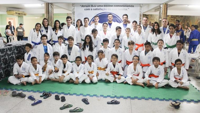 Projeto Jiu-Jitsu – Cerimônia de Graduação – 14/12/2019