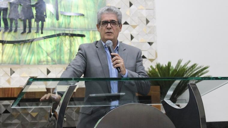 Culto de Celebração – Pr. Carlos Vilela- 29/12/2019